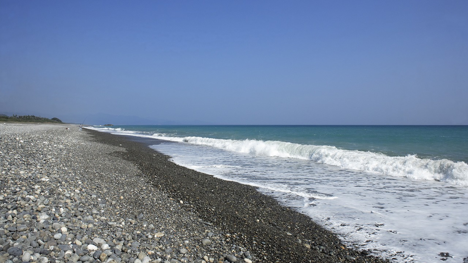 七里御浜の写真