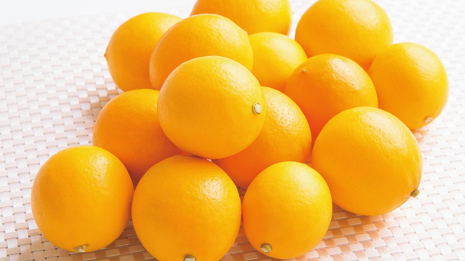 マイヤーレモンの写真