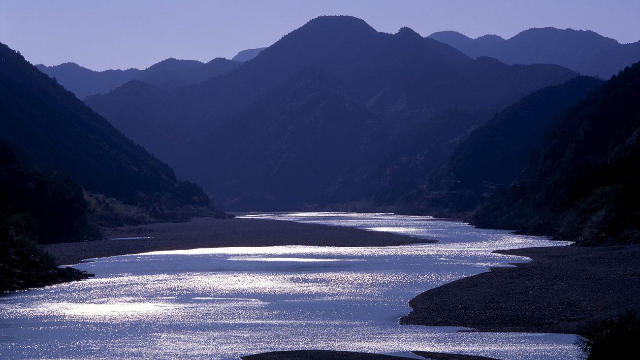 熊野川の写真